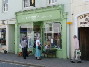 Castle Douglas has some wonderful shops!