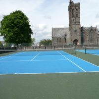 Tennis Courts, Castle Douglas